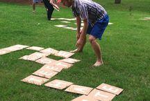 Yard Games / by Kristele Waite