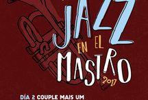 Cenas con Jazz en el Mastro 2017