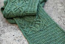 Knitting - Scarves/Wraps/Cowls
