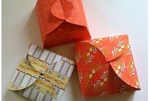Box & Wrapping gift / DIY Box Packaging & Wrapping