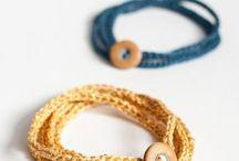 crochet small projects - uncinetto piccolo progetti