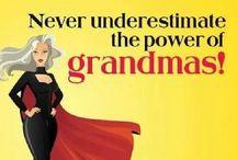Grandma oma beppe.....kleinkinderen ❤