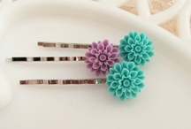 D.I.Y. hair accessories