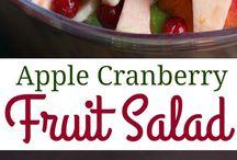 Comida frutta