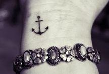 Tattoos / by Faith Jewell