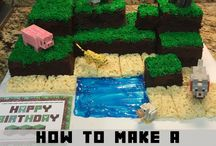 Kids Crafts: Minecraft / by The Crafty Mummy