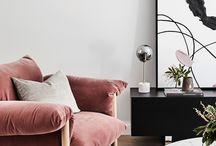 design // furniture + lighting + objects