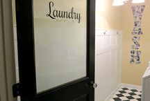 Laundry Room Ideas / by Sweet Phenomena
