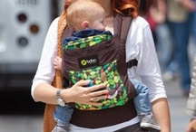 Dreaming of a stunning baby carrier... / by Kirsten Hill
