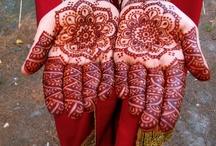 Mehndi-style Designs / by Abigail Ramsey