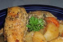 Recipes - Crock Pot / by Mock Griffin