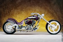 Motorcycles / by Melissa Esposito