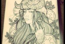 Dave Olteanu Tattoo Art