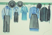 Amish / Costumbres / by Pepita Ibañez
