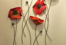 Art-Poppies