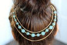 4 Hair Accessories / by Amira Zaky