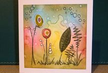 Card Ideas / Papercrafting / by Patty Carlson