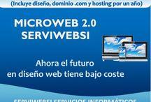 Diseño web barato MICROWEB ESPAÑA  o.