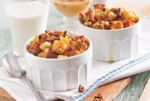recettes de desserts aux pommes