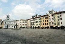 Udine / La nostra città. Punto di partenza della nostra avventura nel gusto.