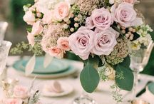 Beautiful Blush & Teal, Oh So Inspired