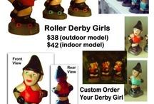 Roller Derby Wanna-haves