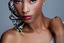 Headwraps / I absolutely LOVE a great head wrap and feel most beautiful when I wear mine wrapped.