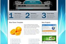 Free HTML Website Templates / Using HTML and CSS, it is moderately easy to do trendy websites. There are a huge number of templates are available for download to develop websites, both as free and premium downloads. Getting the perfect template with a free download is a little tricky one always. Here is a list of 15 free HTML website templates which you can download and use for your web projects. Give a try.