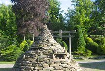 Des jardins de rêves / Des jardins inspirants,créés avec des matériaux naturels. Des jardins de styles différents choisis au travers le monde.