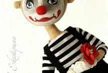 Интерьерная, текстильная кукла / Разнообразный мир кукол...