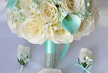 Bridal bouquet sets