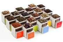Tes y Tisanas / Nuestra variedad de tès y tisanas premium de hoja entera.