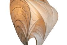 Light & Cardboard Sculptures