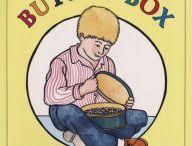 book nook: the button box