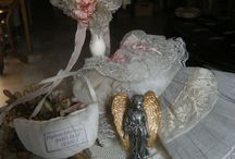 My dolls and French Dress and Hats on Rubylane-shop: Treasuresfromparis.