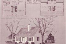 Mid-Century House Plans