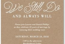 25th Wedding Anniversary Party