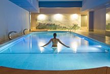 Luxury Pool Spa London / Technology Pool Spa combines the fun of a full-sized pool with the benefits of a hot tub.
