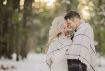 A beautiful engagement session in Nevada County