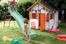 Kids: Outdoor Spaces