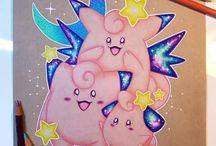 Dessins Pokémon