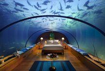 Mooiste resorts ter wereld