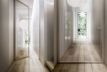 Sliding, Pocket, Hinged & Glass Doors / High-end Italian doors and sub-dividing solutions employing the latest technology and luxury design