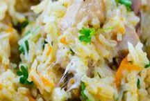 rice salads