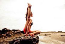 Yoga ^^ / Never too old, Never too sick, Never too late to do Yoga! :)