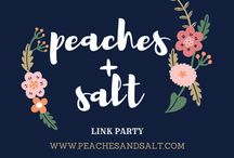 Peaches+Salt Link Party