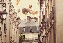 hot air ballon art