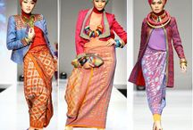 Indonesia Muslim Fashion Week