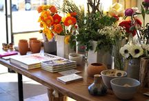 Places to Eat + Shop + Be in Los Angeles / by Sarah Ehlinger