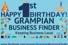 This Little Piggy runs a Network / Grampian Business Finder by This Little Piggy